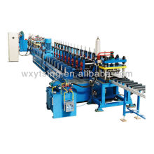Vollständige automatische maschinelle YTSING-YD-0106 Türrahmen-Rollenformmaschine