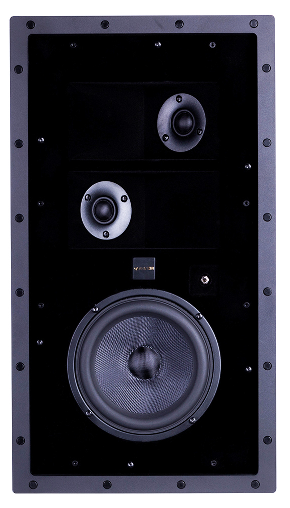 in wall speakers