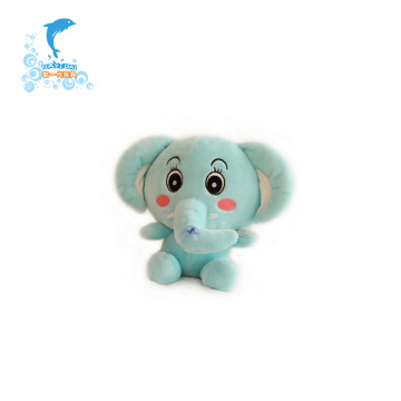 Peluches en peluche animal éléphant