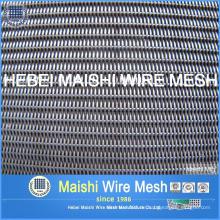 Plain Ducth Weave Edelstahl Wire Mesh