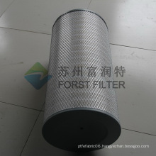 FORST Square End Up Industry Paper Air Filter Parts