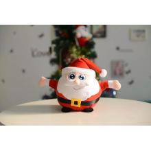 Natal Papai Noel brinquedo de pelúcia