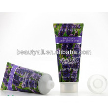 Labeling Cosmetic Tube for Body Lotion,plastic tube for cosmetics packaging
