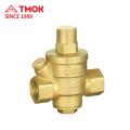 A pressão forjada de bronze do pistão reduz a válvula Válvula de diminuição de bronze da pressão da precisão PRV