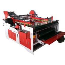 Corrugated cardboard Sheets Gluer Machine  /  Gluer Carton box making Machine / Packing Machine