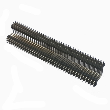2.54mm Pin Header Three RowDouble Plastic