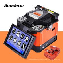 Scodeno Shockproof Drop Resistance LWL-Spleißgerät Fusion LWL-Kabel Fusion Spleißmaschine
