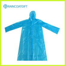 Disposable Cheap PE Raincoat Rpe-099