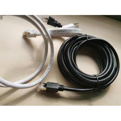 Cable blindado Ethernet SFTP Cat 8