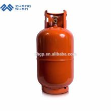 Fabricants de bouteilles de gaz de propane butane vides 15kg pour l'hélium