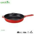 Die Cast Aluminum Red Non Stick Fry Pan
