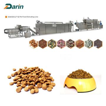 Línea de producción de alimentos para perros 200-300kg / hr