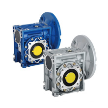 4poles motor ratio:40:1 3kw 100B5 shaft 28mm flanger input  NMRV063 worm gearbox