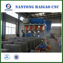 Ligne de production de planche en mousse de ciment automatique