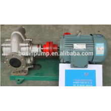 stainless steel cooking oil gear pump prices, Olive oil transfer pump, Soybean oil transfer pump