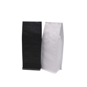 Flat Bottom Stand Up Valve Pouch