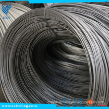304 Drawn Wire Type and Cold Heading Steel Special Use wire rod