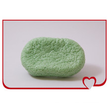 Wholesale Cleansing Sponge Green Tea 2014new 100% Natural Konjac Sponge Facial Puff Face Wash Cleansing Sponge