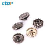 Factory Wholesale Price Garment Metal Design Snap Button Custom Shirt Button Clothes Button