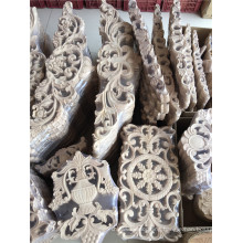 anqitue wood carved onlays manufacturing