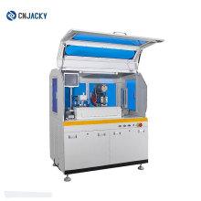 Perforadora automática de la tarjeta MINI del precio de fábrica / punzonadora de la máquina hidráulica de la prensa de 3 etiquetas