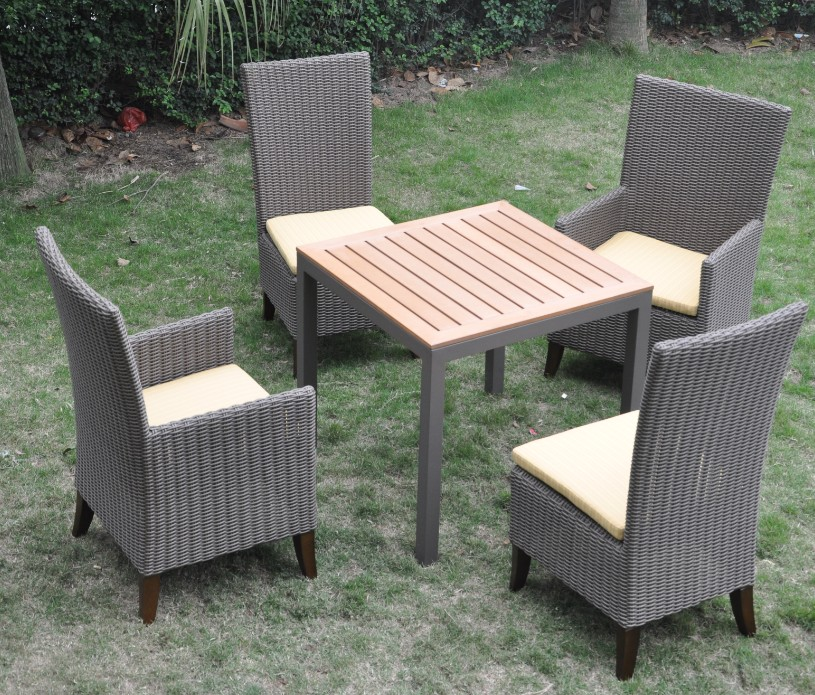 UsedM PE Wicker Furniture