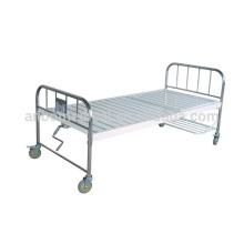 Manual Double folding Hospital bed