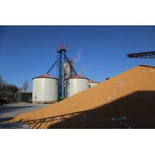Torre de secado de soja de ahorro de energía de alta calidad