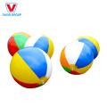 Juguete inflable de la pelota de playa del PVC