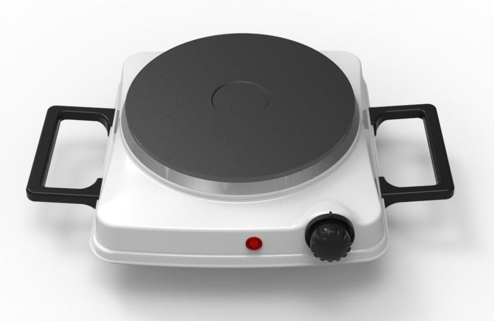 Electrical Single Heating Burner with handles