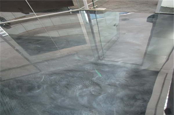 clear epoxy for wood floors