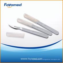 Bonne qualité scalpe chirurgicale jetable et qualité avec CE, certification ISO