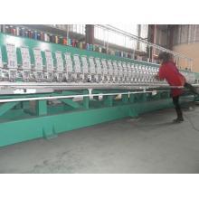 Productividad alta máquina del bordado plano (cuerpo fuerte, 850 rpm)
