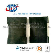 7A-3 Rail Pad for P50 Steel Rail