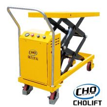 500KG Electric Single Scissor Lift table