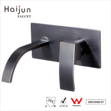 Haijun 2017 Trending Products Fusíveis NSF Single Handle Wall Mount Basin