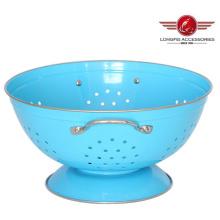 A cesta de fruta colorida alta qualidade do estilo novo 2014 decora