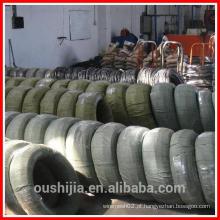 Fábrica de arame de ferro recozido de alta qualidade