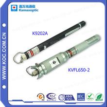 Kvfl650-2 Luz de Localizador de Falhas de Fibra Óptica
