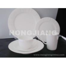 Костяного фарфора Набор посуды (HJ068008)