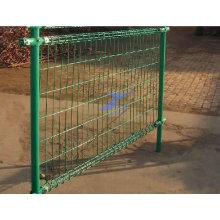 Double Loop Fencing for Garden
