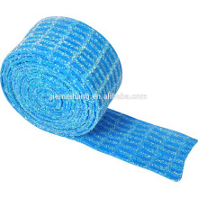household cleaning cool raw material of sponge scrub cleaning sponge raw material