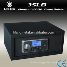 LCD display safe, electronic digital hotel safe box