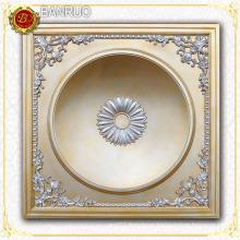 PU Foam Silver Medallion (PUDH08-SZ)