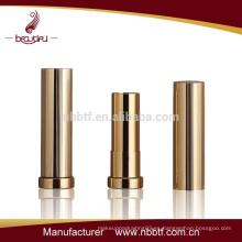 Contenedor de Lipstick de oro contenedor vacío Lipstick