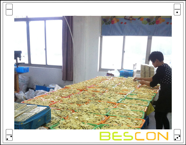 BESCON Packing Room