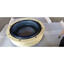 Герметичная коробка для многоцилиндровой конусной дробилки