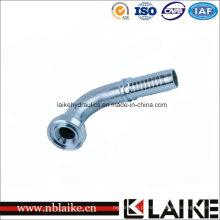 Flange de cotovelo SAE de 45 graus Flanges de tubo giratório de 3000 PSI (87341)