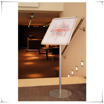 Office & Hotal Exposição Stand Literature Holder Display Rack