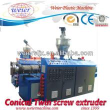 2015 NOVAmente fabricação da máquina da extrusora plástica